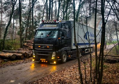 2020 week 7 Salomons Transport