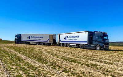 Walkingfloor Trailers